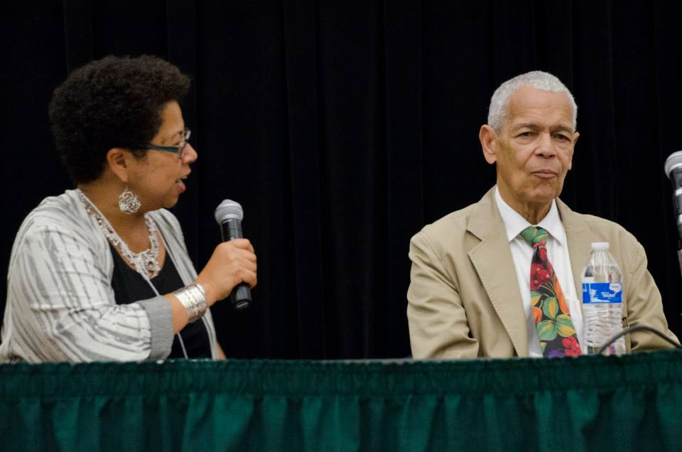 Barbara Ransby Talks with Julian Bond