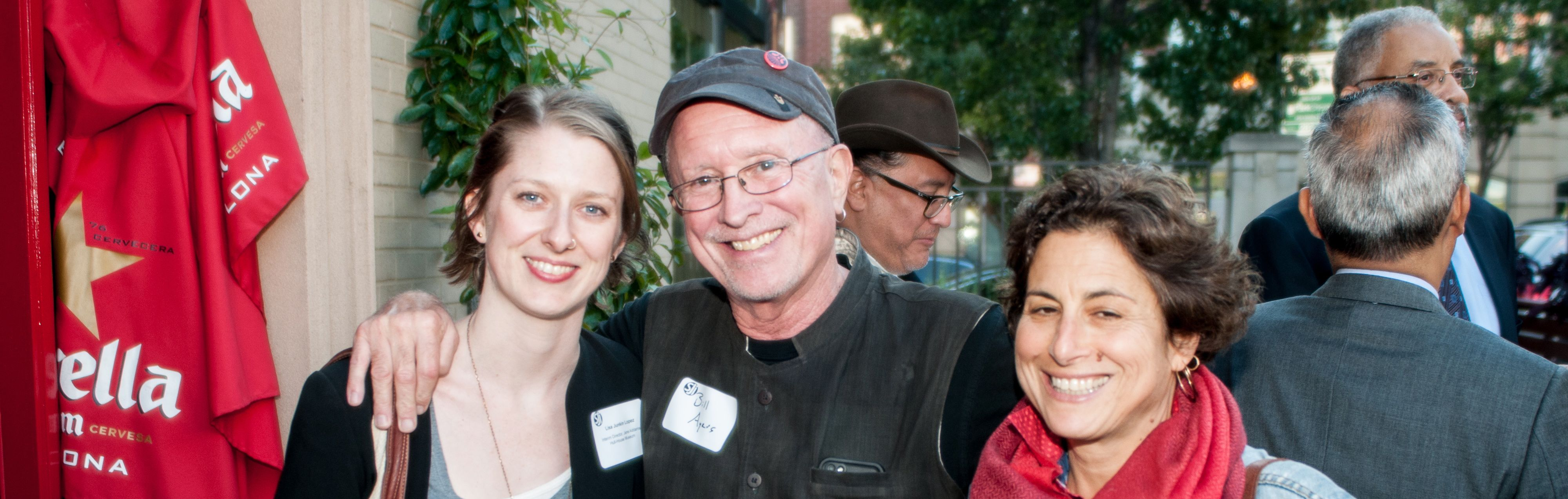 Bill Ayers @ SJI Fall Welcome Reception, 2014